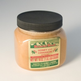 Cinnamon Creamed Honey 16 oz