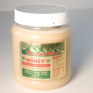 5lb Natural Creamed Honey