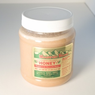 Cinnamon Creamed Honey 5lb
